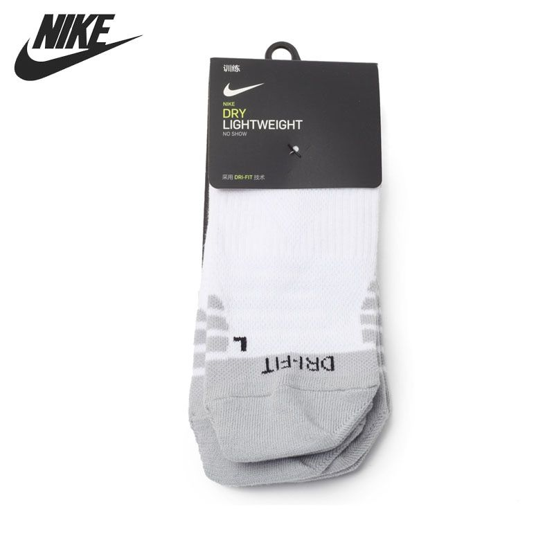 Original New Arrival 2017 NIKE DRY LTWT NS 3PR Unisex Sports Socks 3 Pairs