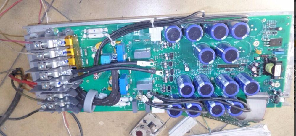 ACS510 30kw inverter power board/driver board SINT4420C module and a bridge