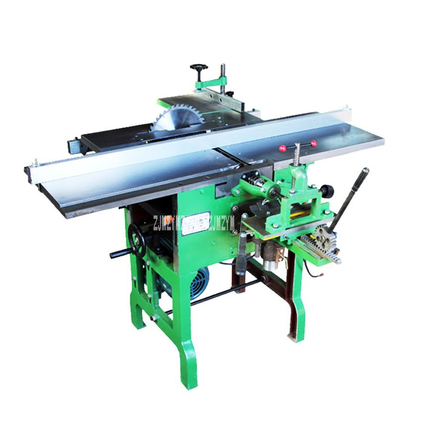 ML393 Multi-zweck Maschine Werkzeug Hobel/Kettensäge/Elektrische Holz Hobel Desktop Holzbearbeitung Maschinen 220 V/380 V 2.2KW 6,5 m/min
