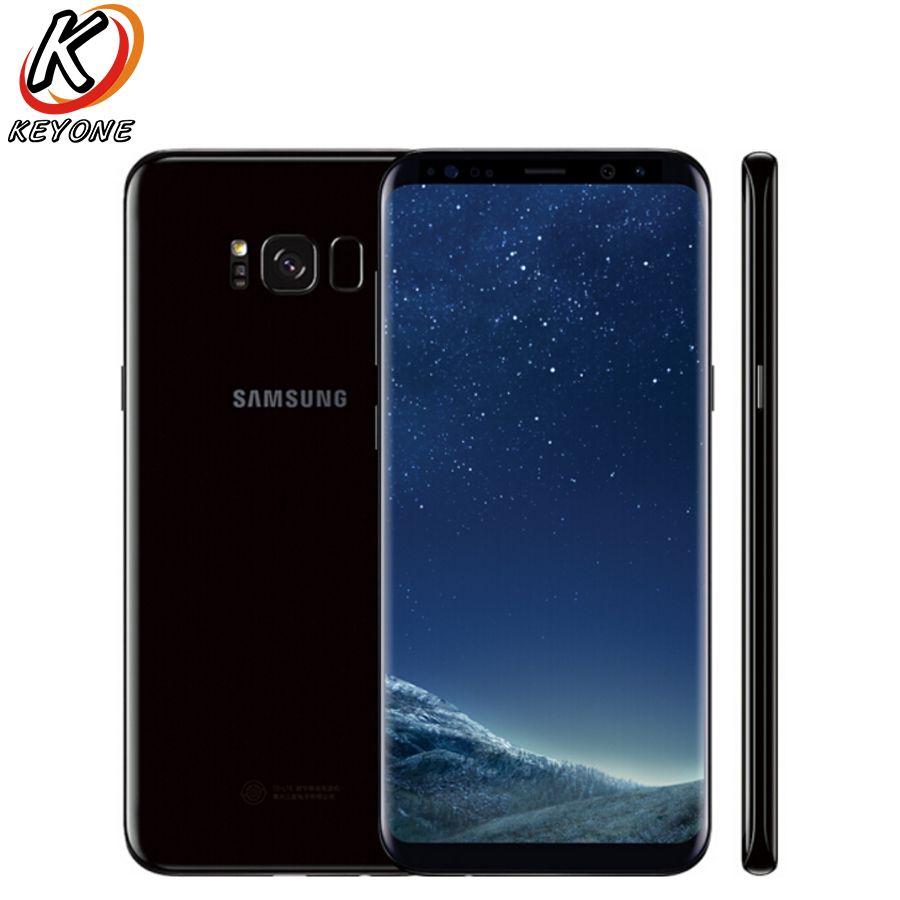 Original US Version Samsung Galaxy S8 Plus G955U Mobile Phone 6.2