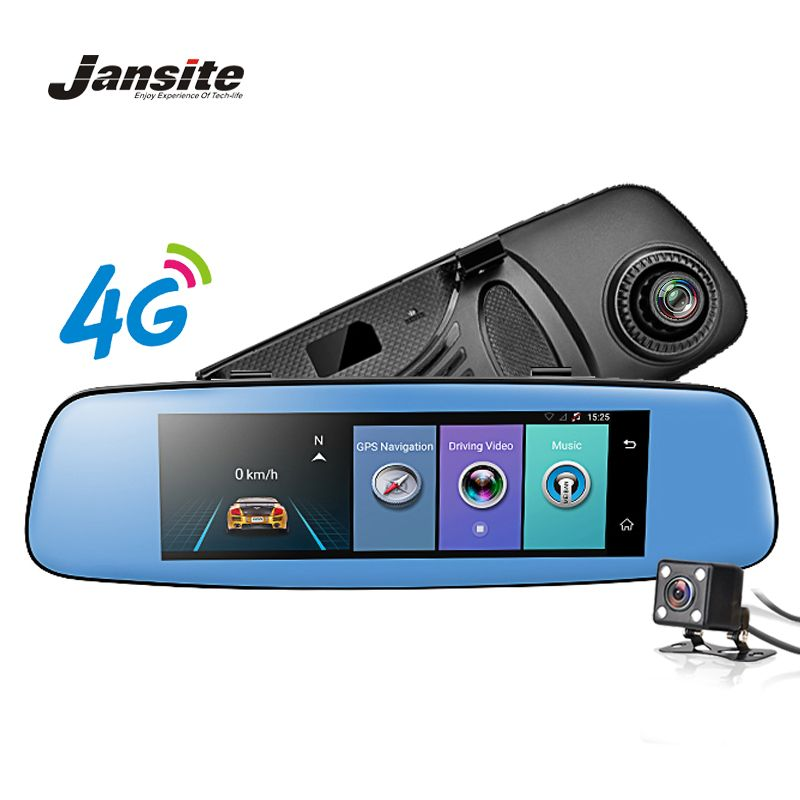 Jansite 4G WIFI Car DVR 7.84