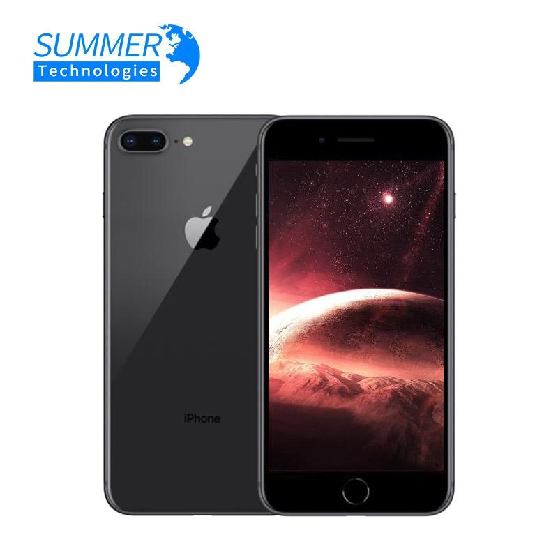 Entsperrt Original Apple iPhone 8 Plus 3GB 64GB Verwendet handy handys 3GB RAM 64/ 256GB ROM 5,5