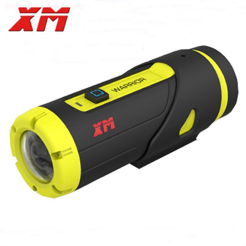 XM H.265 1080 P Full HD Sport Action Kamera 16 GB Karte 3400 batterie Wifi Video DV g-sensor Mini Wasserdichte Cam Recorder Wie Gopro