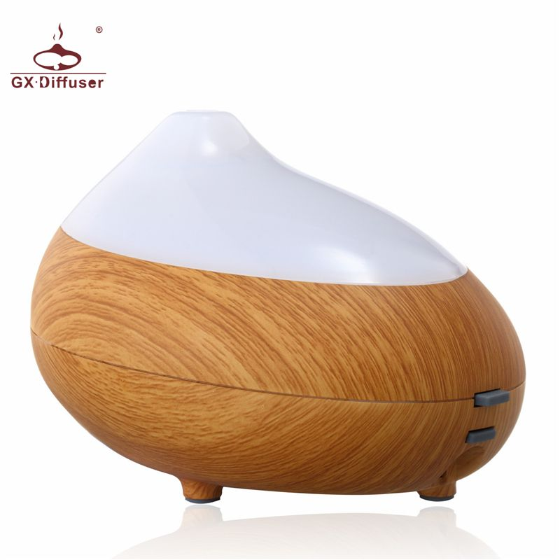 GX.Diffuser Ultrasonic Humidifier Home/Bedroom Ultrasonic Electric Aroma Diffuser Aromatherapy Essential Oil Diffuser Mist Maker