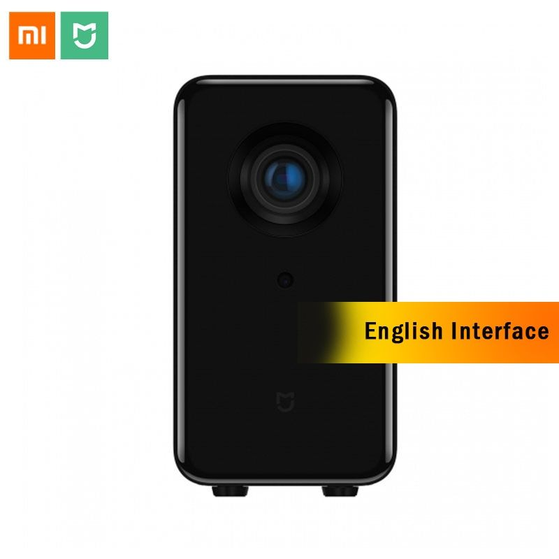 Original Xiaomi Mijia Projector 120 Inch Mi Projection TV 1080P 4K English interface Wireless Connect Support Dolby DTS-HD 3D