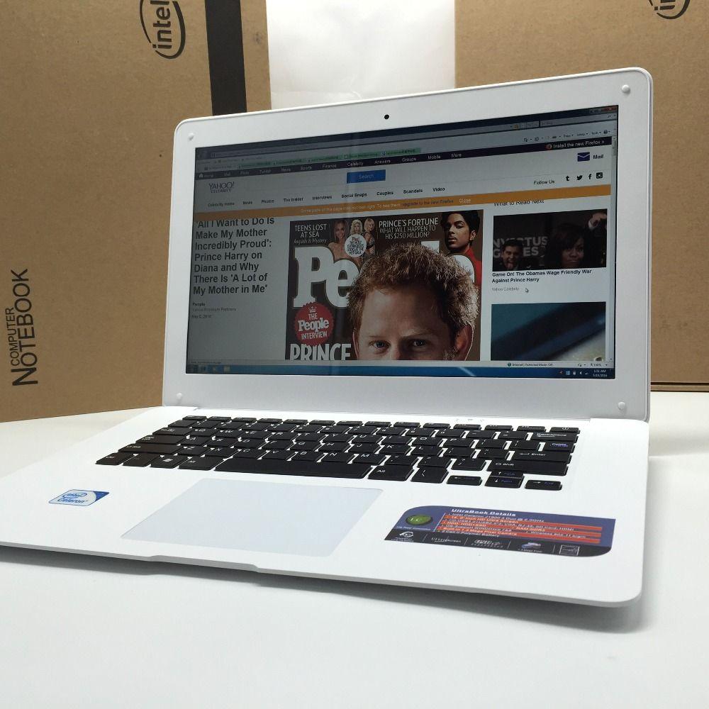 2017 14 zoll schlank laptop INTEL Pentium N3510/3520/3530/3540 8G ram 1 TB HDD windows 7/8/10 tablet gebaut in kamera für rabatte