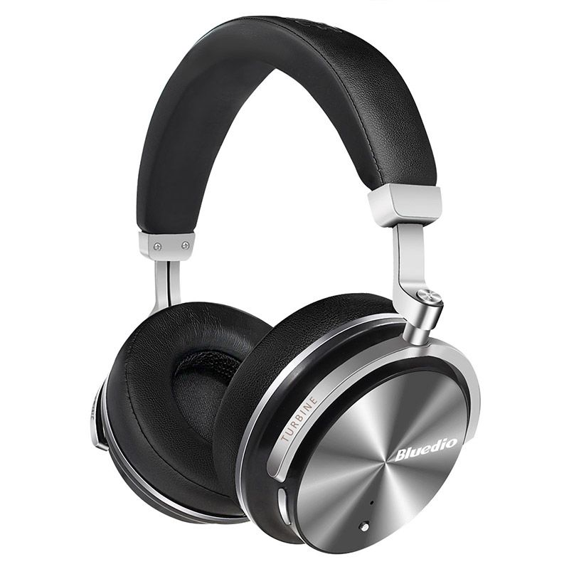Original Bluedio T4S active noise <font><b>cancelling</b></font> wireless Bluetooth headphones over ear portale headphone for xiaomi android phone