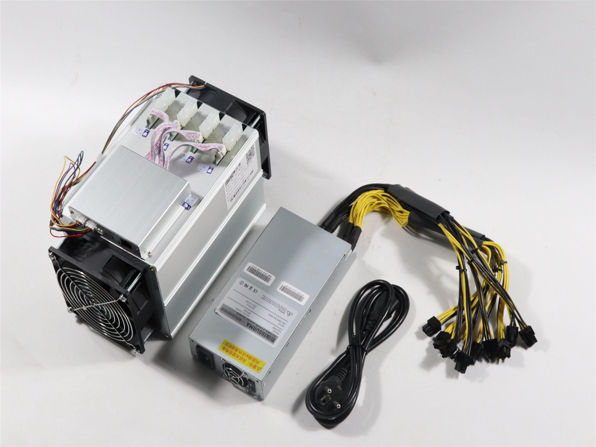 Neue Btc BCH Miner Ebit E9i 13,5 t Mit NETZTEIL Wirtschafts Als Antminer S9 S9j T9 + S11 Z9 WhatsMiner m3