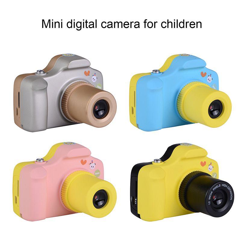 Neueste Nette Mini Kinder Digitalkamera Kinder 1.0MP 1,5 zoll Schießen LSR Cam Nehmen Bild Für Baby Geburtstag Weihnachten Geschenk