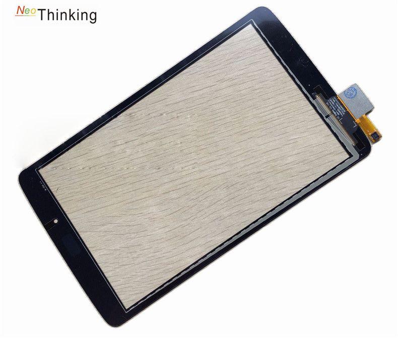 Neothinking tacto para LG G pad F 8.0 v480 v490 Tablets pantalla táctil digitalizador reemplazo de cristal envío gratis
