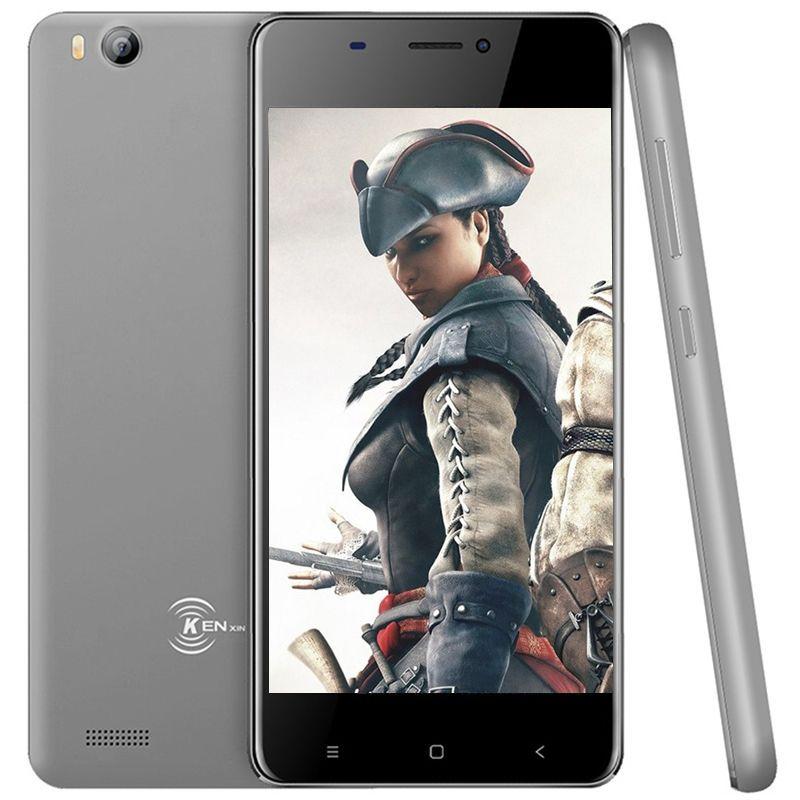 Kenxinda V5 3G Smartphone 4.0 Inch Android 7.0 SC7731C Quad Core 1.2GHz 1GB RAM 8GB ROM 2.0MP Rear Camera 1500mAh Built G-Sensor