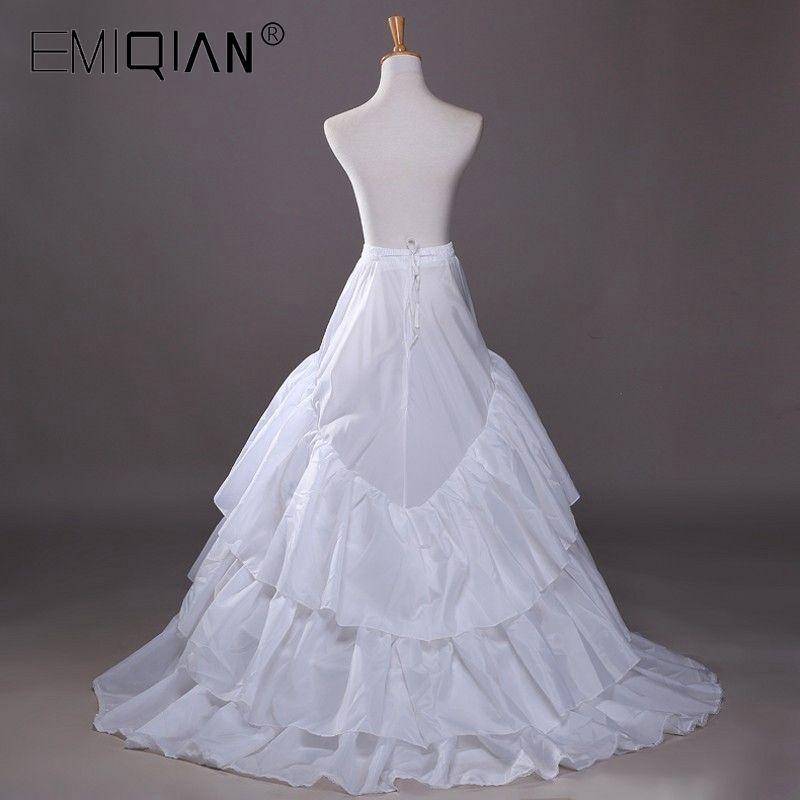 Wholesale and Retail High Quality Wedding Crinoline Petticoats