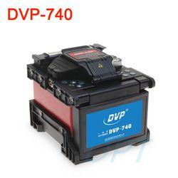 Multi-langue 100% D'origine Marque Nouvelle DVP740 fiber Optique Arc fusion colleuse FTTx/FTTH Fiber Optique Épissure Machine DVP-740