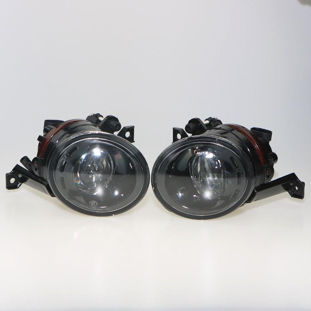 1 Para Neue 9006 Stecker 12 v 55 watt Konvexe Linse Scheinwerfer Nebelscheinwerfer für VW Tiguan EOS Polo Touran Golf MK6 1T0 941 699 C 1T0941700C