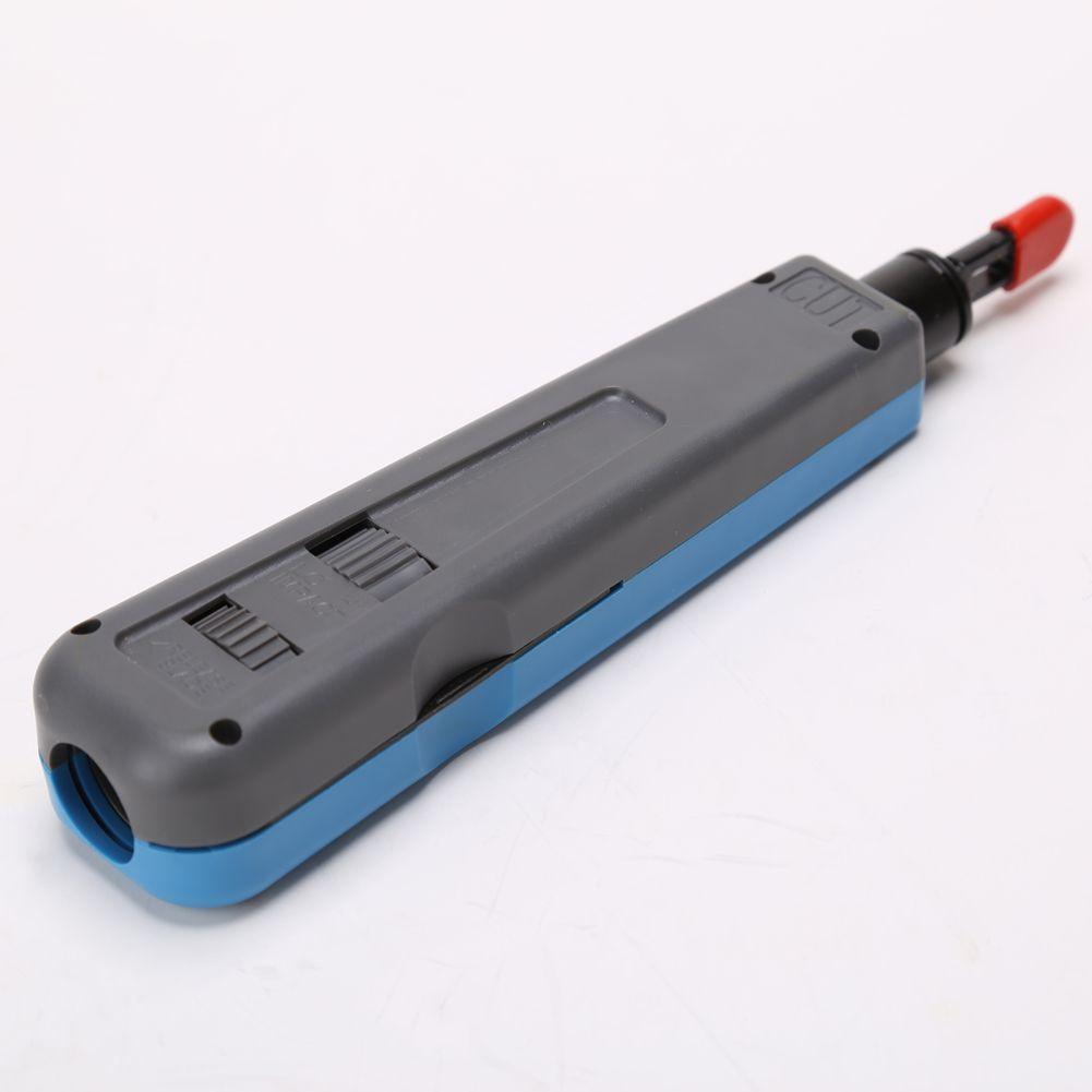 Outil de poinçonnage par Impact lame 110/88 outils de coupe d'installation de poinçon de fil de réseau pour cordon de câble Cat5/5e/6/6a/Ethermet