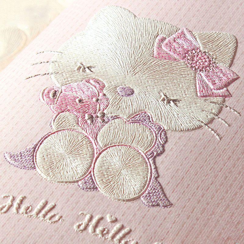 Kinder Wallpaper Für Wände 3 D Stereo Geprägt Comic-katze vlies Tapete Niedlich Baby Room Mädchen schlafzimmer Tapeten