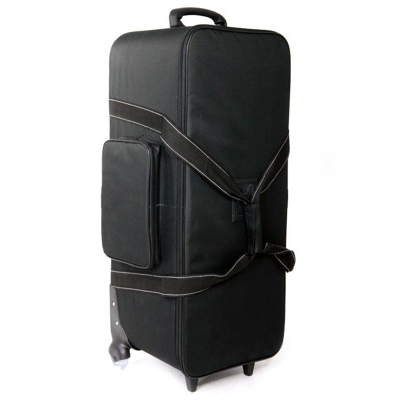 Adearstudio Photographic equipment studio flash camera accessories cc04 trolley luggage bag carry light camera bag insert CD50