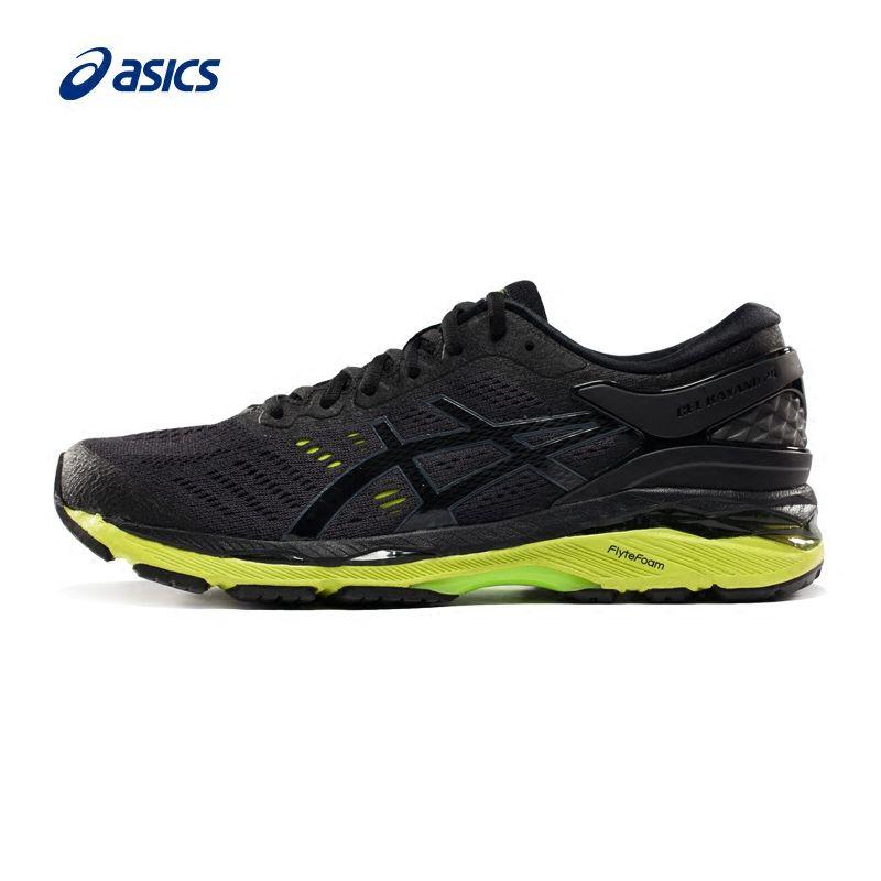 Оригинальные ASICS GEL-KAYANO 24 Мужская стабильность Кроссовки для бега Asics Спортивная Обувь Кроссовки Бесплатная доставка