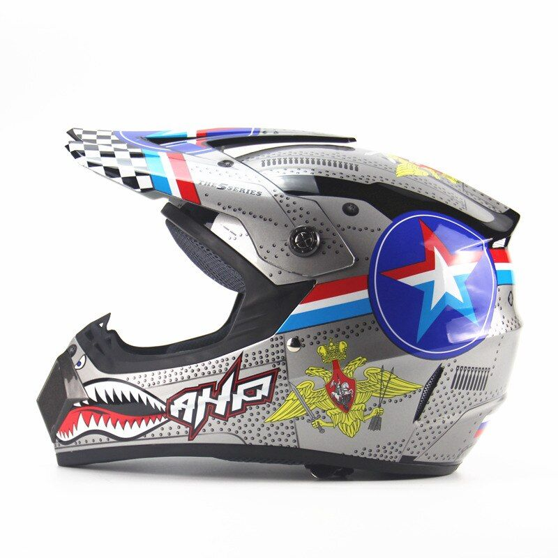 Motorcycle Adult BIKE BICYCLE motocross Off Road Helmet  ATV Dirt bike Downhill MTB DH racing helmet cross Helmet  capacetes