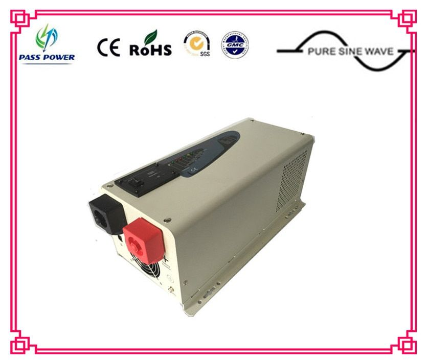 CE,ROHS ,ISO9001 Approved Single Type Pure Sine 1500w low frequency inverter with charger