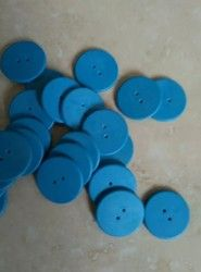 READELL 100PCS PPS VIKITEK UHF RFID laundry tag 915MHZ 860-960MHZ Alien Higgs3 chip PPS material can be washed