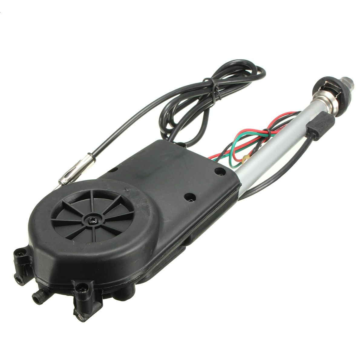 Universal Auto Car Electric Power Aerial Automatic Antenna Vehicle Mast AM FM Radio