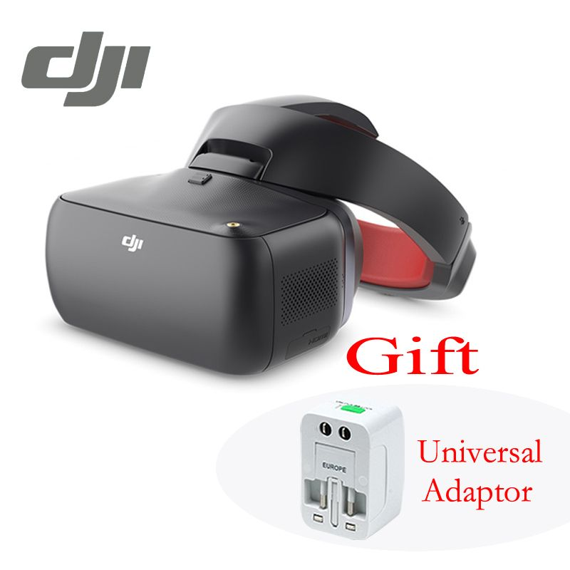 DJI Goggles RE Racing Edition Upgraded FPV HD VR Glasses for DJI Spark Mavic Pro Phantom 4 Pro Inspire 2 Drone Racing