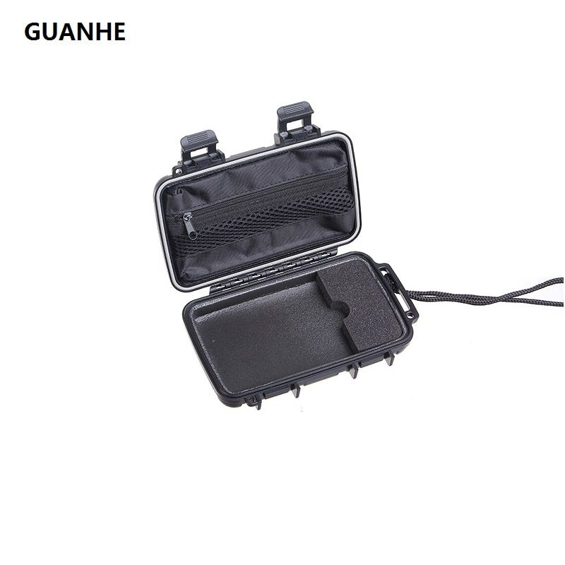GUANHE Military Waterproof,dustproof, anti-pressure Carrying case For 2.5