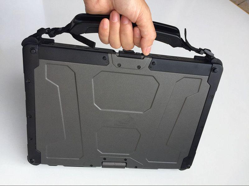 Getac laptop v110 cpu i5 touchscreen tablet mit 2 batterie super ssd für bmw icom mb stern auto diagnose computer schnelle geschwindigkeit