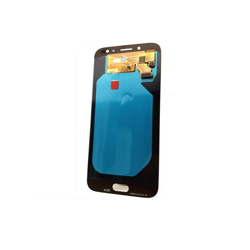 Super Amoled For Samsung Galaxy J7 Pro 2017 J730 J730F OLED LCD Display+Touch Screen Digitizer Assembly Brightness Adjustment