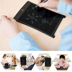 8.5/12 Inch Portable LCD Handwriting Board With Pen Electronic Writing Pad Drawing Tablet Notepad For Home Office EM88