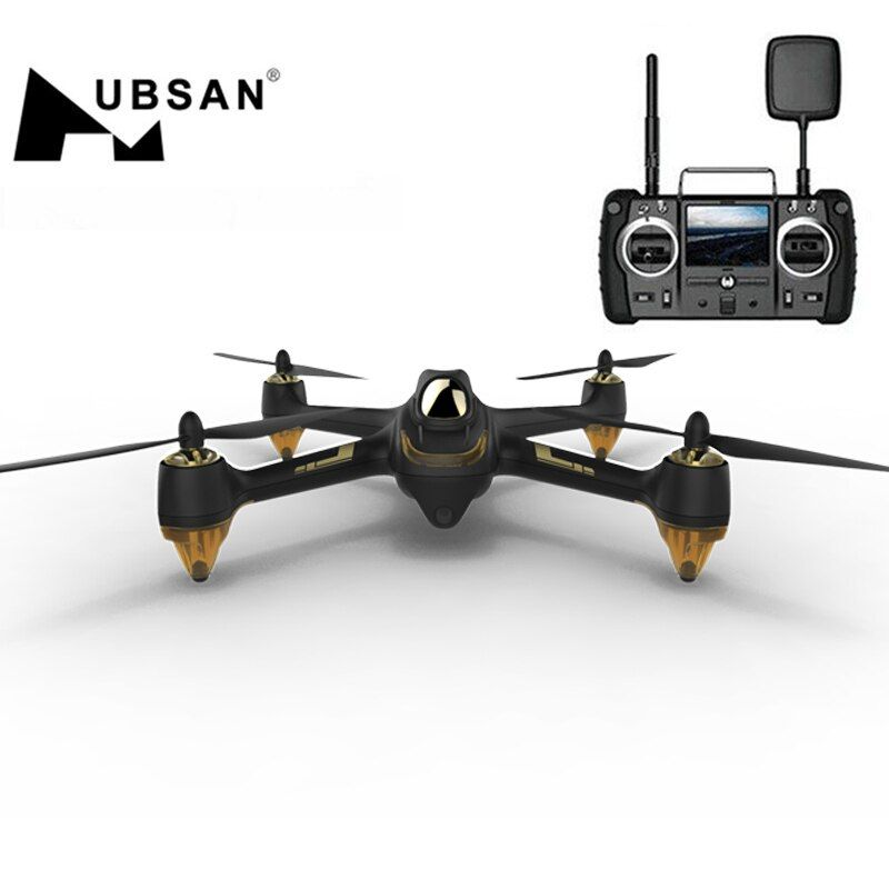 Hubsan H501S X4 Pro 5.8G FPV Brushless With 1080P HD Camera GPS RTF Follow Me Mode Quadcopter Helicopter RC Drone Free Shipping