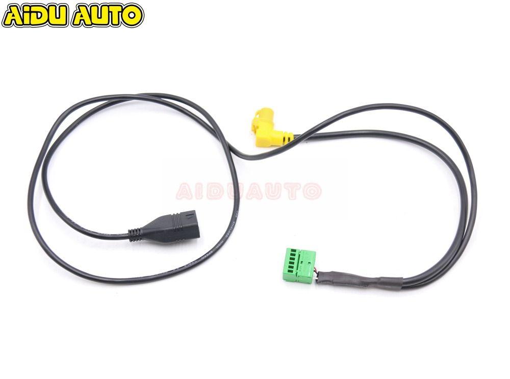MMI 3g USB Kabel AMI Media Interface USB Adapter Für AUDI Q5 A6 A4 Q7 A5 S5