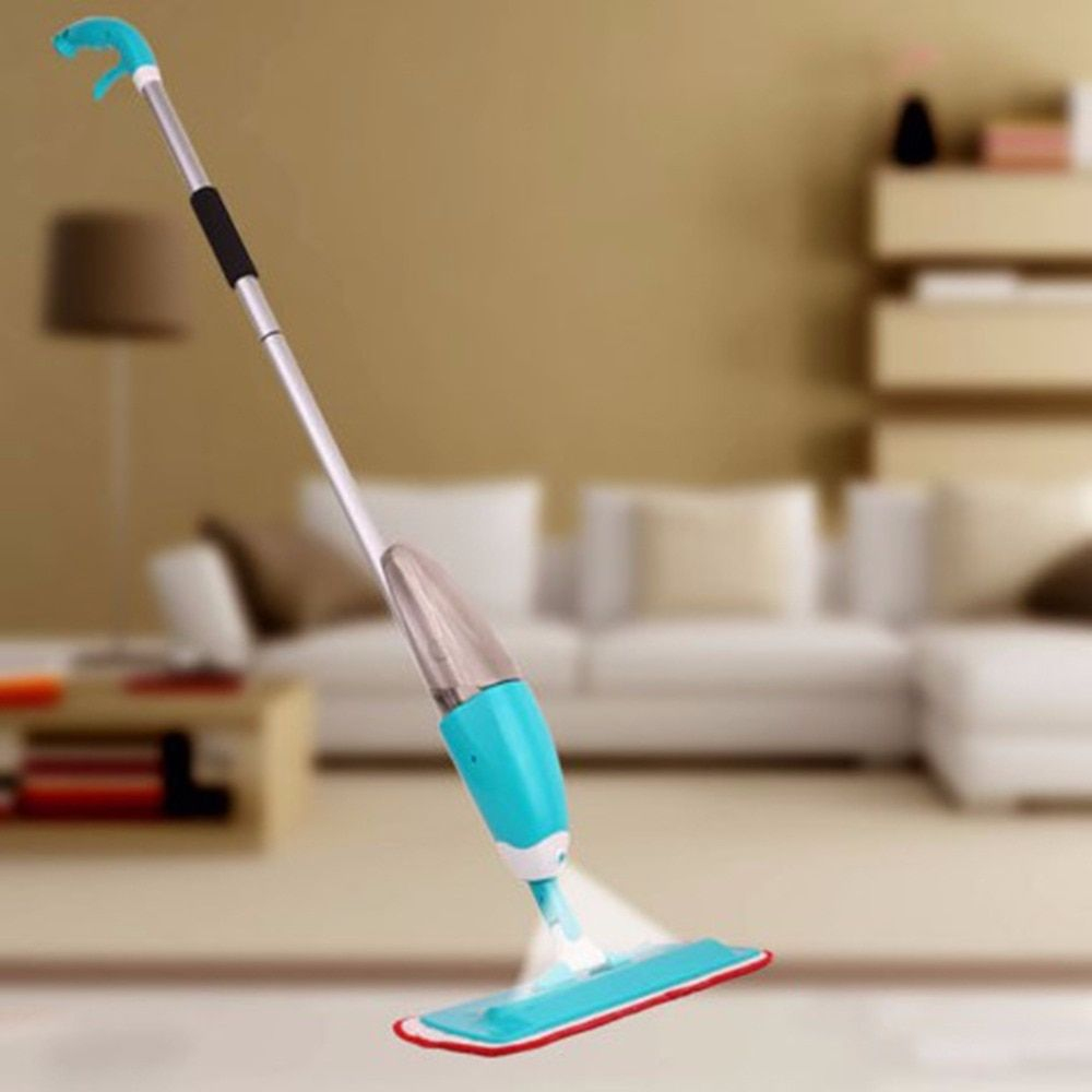 2 цвета Новый Многофункциональный окружающей воды дома использованы спрей mop для различных видов тапочки домашние тапочки Уборочные инстру...