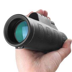 Maifeng 18X62 Outdoor Waterproof Monocular coated Lens Optical Glass Telescope High Power For Bird Watching Camping Travel