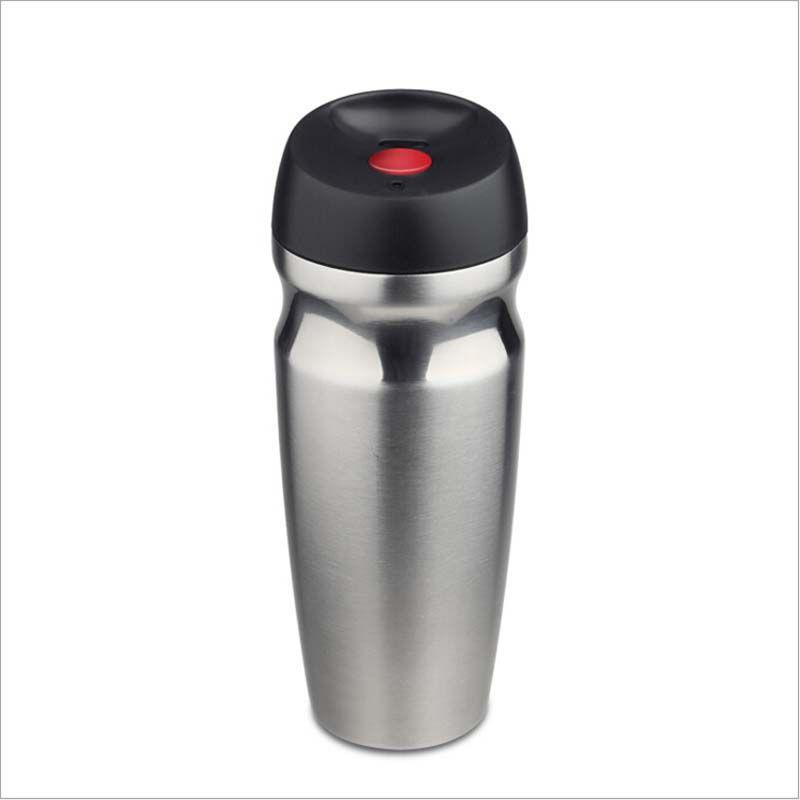 350 мл Нержавеющая сталь утепленная термосы стакан термосы Кофе Чай кружка молока бутылку воды автомобиль thermocup thermomug