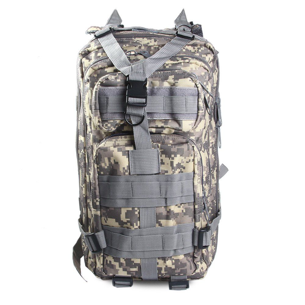 3P militaire tactique sac à dos chasse assaut Camouflage sac hommes Oxford Sport sac 30L pour Camping chasse randonnée Trekking