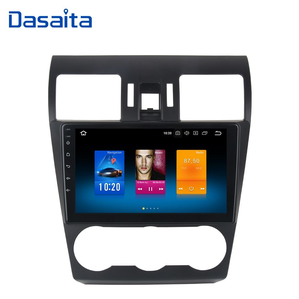 Android 8.0 Car Multimedia for Subaru Forster GPS 2013 2014 2015 2016 with 9