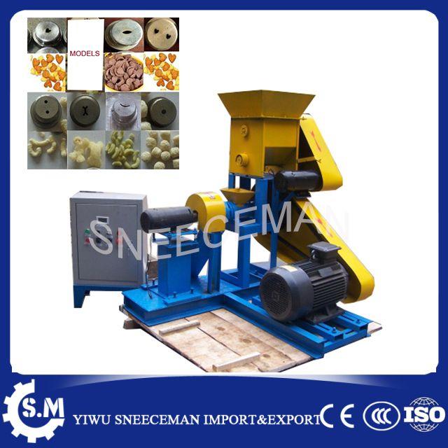 60-80 KG/STD lebensmittel extruder mais extruder puffmais maschine oder reis snack maschine chinesischen kommerziellen mais extruder, der maschine
