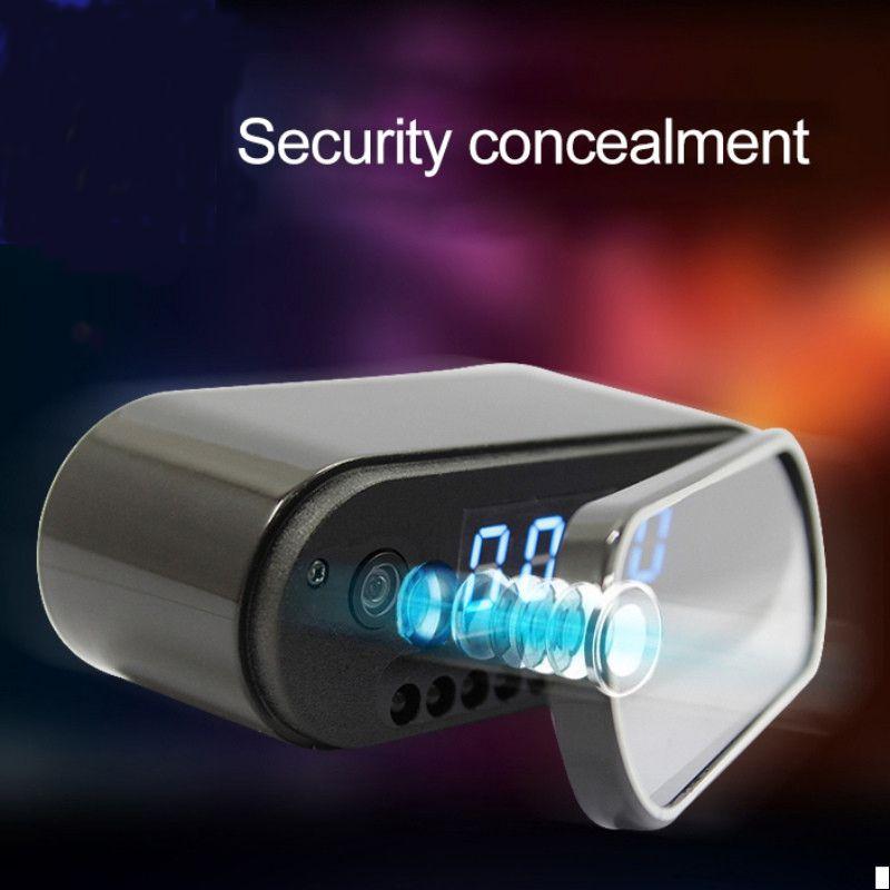 Volemer Mode Mini Kamera Wecker P2P Livecam IR Nachtsicht Wifi Cam IP 1080 Mini DV DVR Camcorder Wifi Fernbedienung