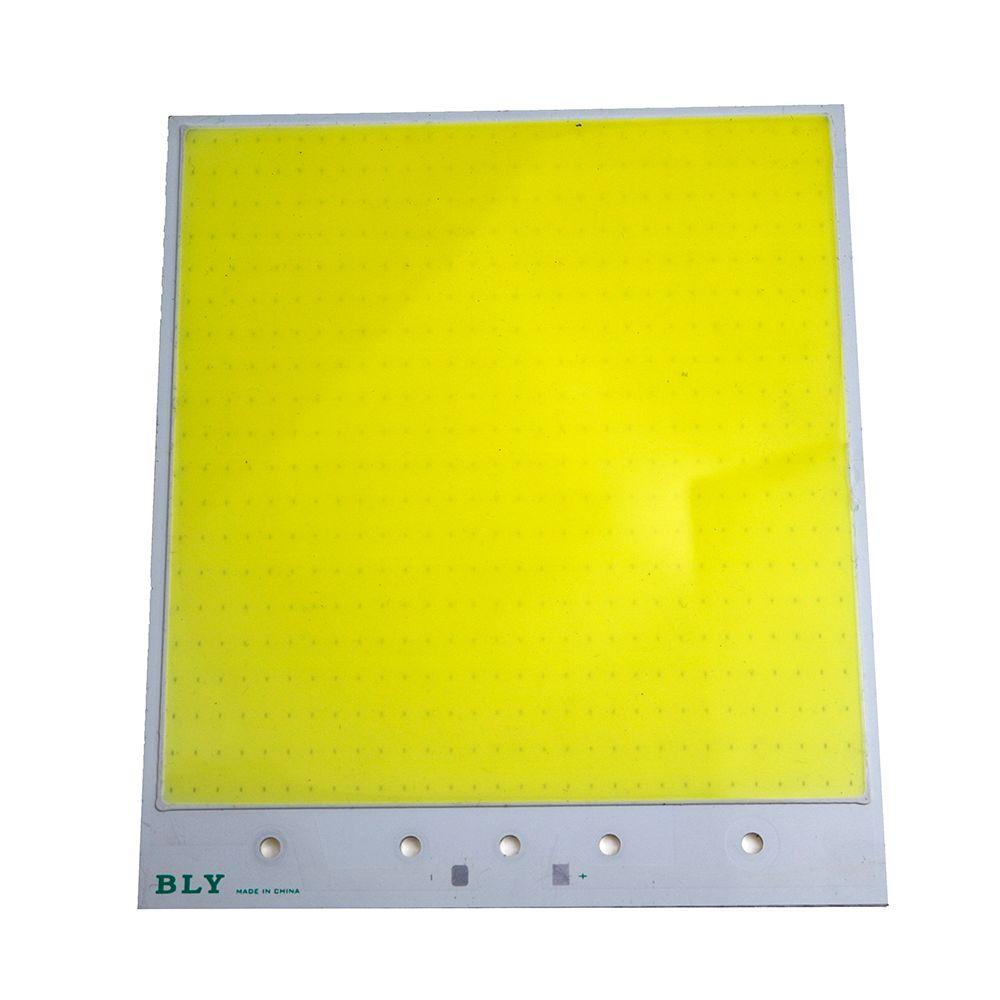 300 W 12 V 14 V Ultra Lumineux COB LED Blanc Bande de voiture Lumière lampe source Puce grande taille L210MMx180MM éclairage projet 2000ma pour DIY