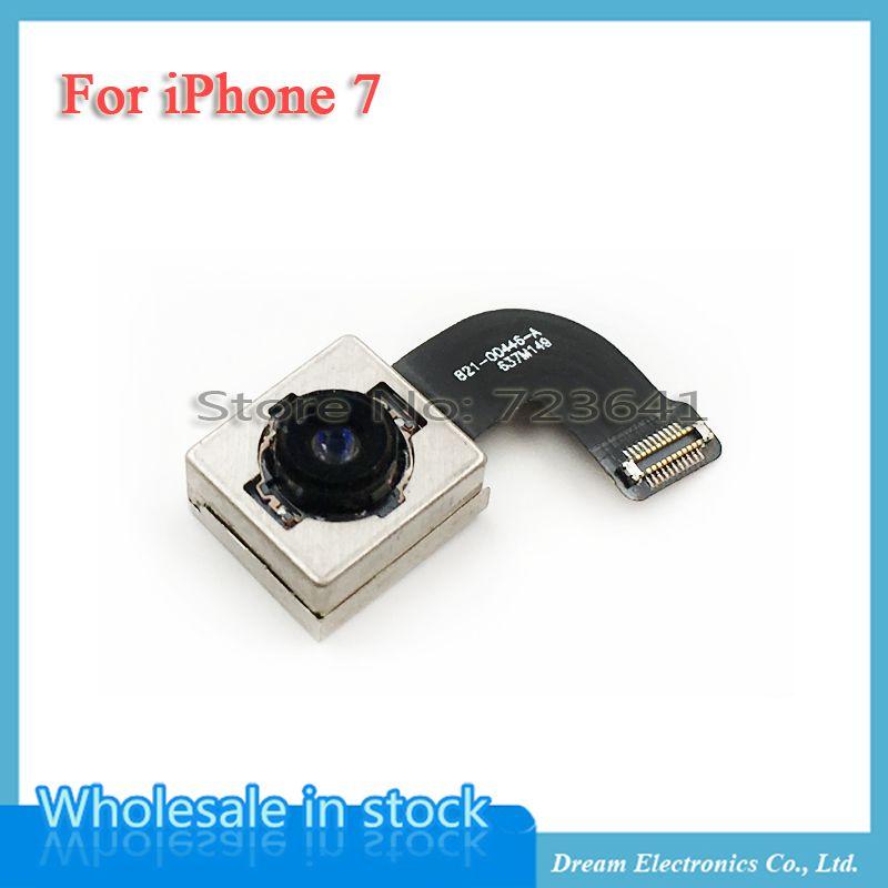 MXHOBIC Retour Arrière Caméra pour iPhone 7 7G 4.7 pouce grand Caméra Module Flex Câble Ruban Remplacement Réparation Partie Livraison gratuite