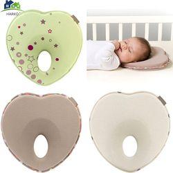 Oreiller Bébé chaud Infant Toddler Sommeil Positionneur Anti Rouleau Coussin Plat Oreiller Protection de Nouveau-Né Almohadas Bebe
