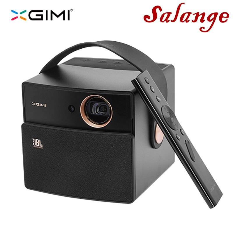 XGIMI CC Aurora Video Projector portable Android Home Theater With Battery Support Bluetooth Wifi 3D Full HD 1080P Video Beamer