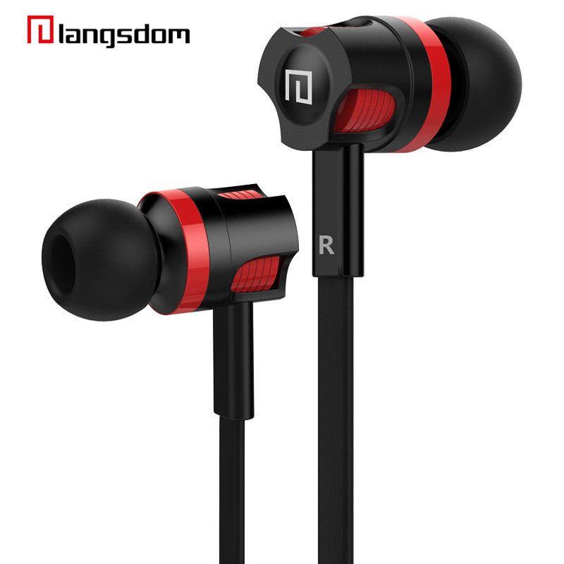 Schwere Bass Kopfhörer Gute Qualität Ohrhörer Für Telefon Nackenbügel Écouteur Auriculares für Samsung Xiaomi LG HTC