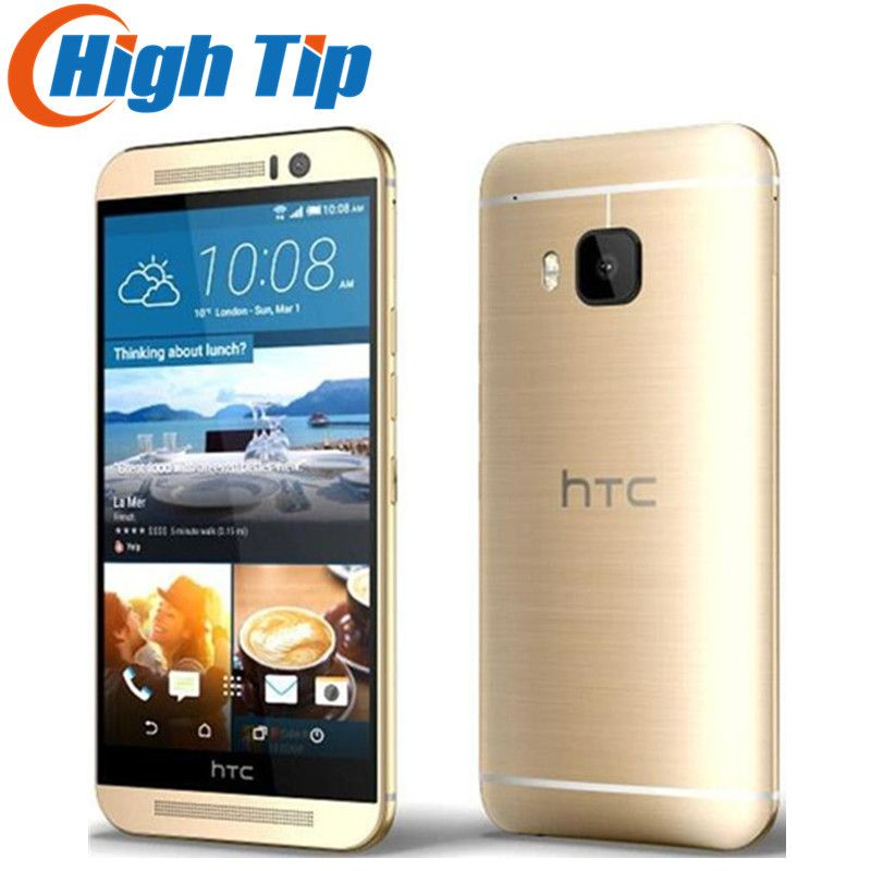 Original Unlocked HTC One M9 GSM 3G&4G Android Quad-core RAM 3GB ROM 32GB Mobile Phone 5.0