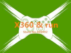 Original and New  X360run  X360&run  X360 and run