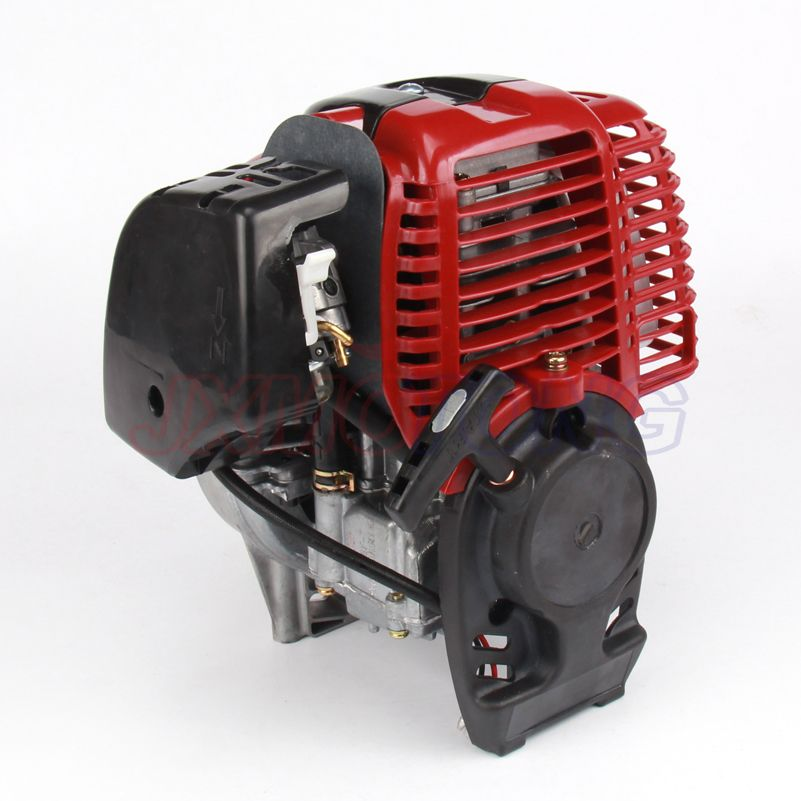 4 stroke GX35 engine four stroke Gasoline engine for brush cutter with 35.8 cc 1.3HP power