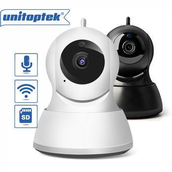 HD 720 P 1.0MP PTZ Wi-Fi IP Камера безопасности Ночное видение двухстороннее аудио Видеоняни и радионяни видеонаблюдения IP Камера Беспроводной APP iCSee