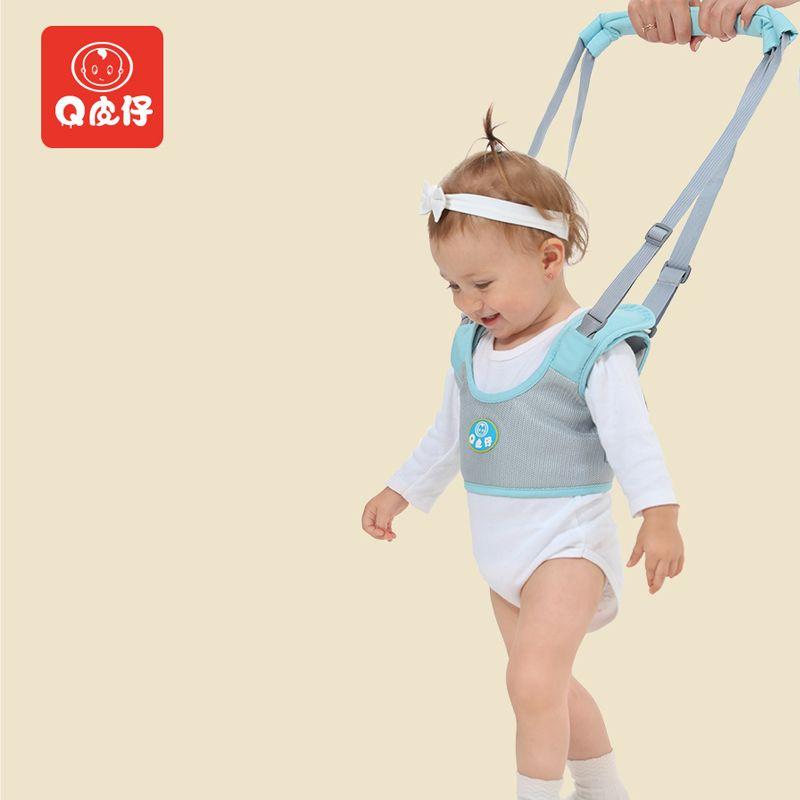 Бесплатная доставка Высокое качество Baby Safe Прогулки обучения помощник пояса Младенческая малышей Регулируемый Детская безопасность ремен...